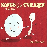 Front Cover, Songs For Children of All Ages